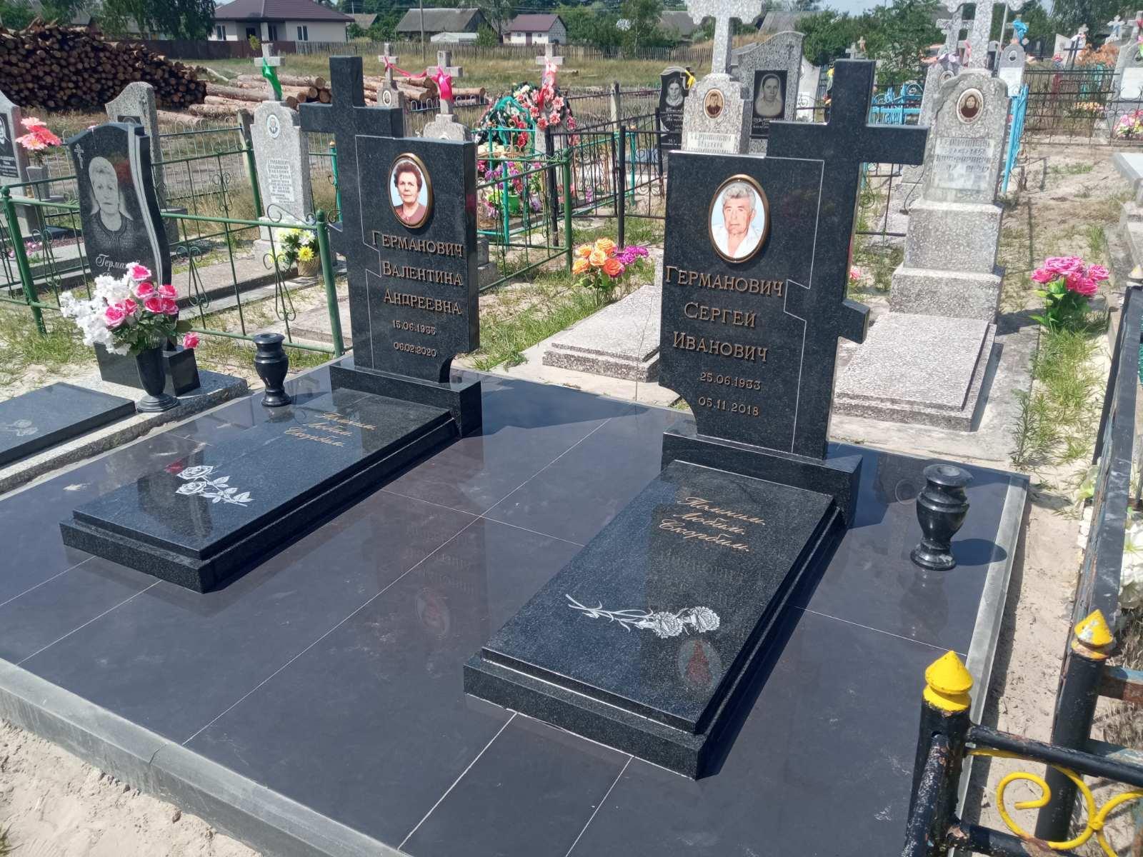 Керамогранит благоустройство могил Плитка