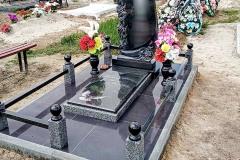 Керамогранит благоустройство могил
