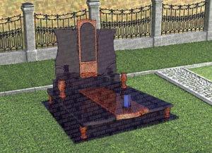 Индивидуальные памятники на заказ